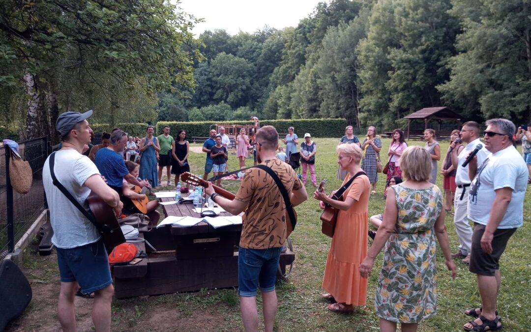 Piknik wspólnotowy wGlinnej