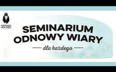Seminarium Odnowy Wiary 2018 r.