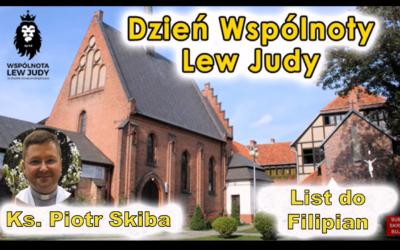 List doFilipian – Myślibórz, 18-19.01.2019
